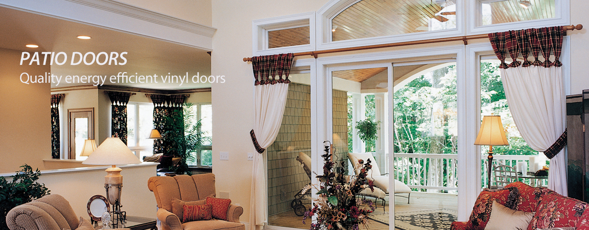 Slocomb patio door
